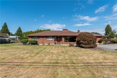 Burlington Single Family Home For Sale: 11080 Gundersen Lane