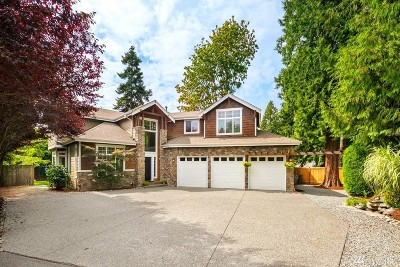 Bothell Single Family Home For Sale: 19821 100th Ave NE