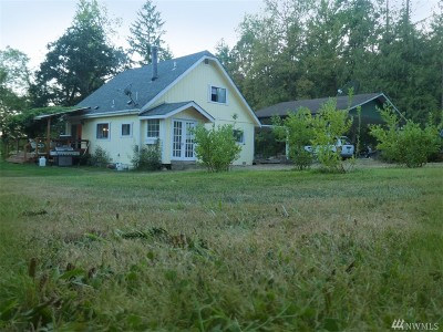 Winlock Single Family Home For Sale: 350 Frost Rd