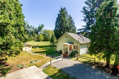 Blaine Single Family Home For Sale: 9336 Harvey Rd