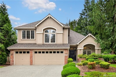 Sammamish Single Family Home For Sale: 25731 SE 34th St