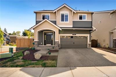 Lake Stevens Single Family Home For Sale: 9719 17th Place SE