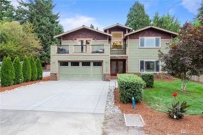 Kirkland Single Family Home For Sale: 11032 104th Ave NE