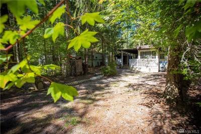 Deming Single Family Home For Sale: 162 Christmas Tree Cir