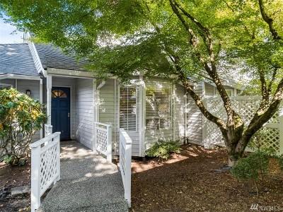 Bellevue Condo/Townhouse For Sale: 4207 144th Lane SE #43