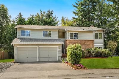 Shoreline Single Family Home For Sale: 1621 N 201st St