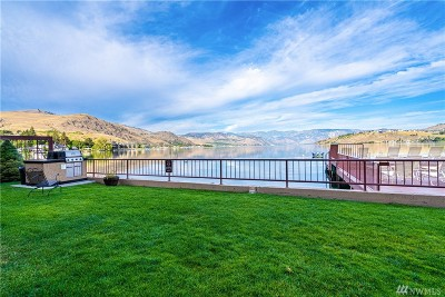 Chelan County, Douglas County Condo/Townhouse For Sale: 322 W Woodin Ave #105