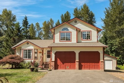 Carnation, Duvall, Fall City Single Family Home For Sale: 31018 NE 143rd St