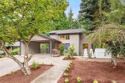 Mercer Island Single Family Home For Sale: 4719 90th Ave SE