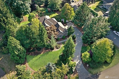 Woodinville Single Family Home For Sale: 18805 NE 157th St