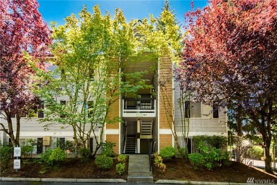 Bellevue Condo/Townhouse For Sale: 1011 156th Ave NE #C118