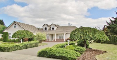 Olympia Single Family Home For Sale: 6548 Turnberry Lane SE