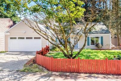 Covington Single Family Home For Sale: 26433 189th Ave SE