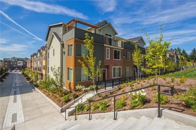 Bellevue Condo/Townhouse For Sale: 1452 159th Place NE #4.1