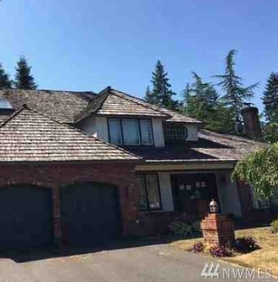 Snohomish Single Family Home For Sale: 11322 206th St SE