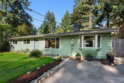 Lynnwood Single Family Home For Sale: 1925 214th St SW