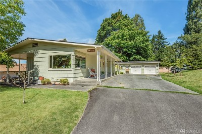 Mukilteo Single Family Home For Sale: 4531 78th Place SW