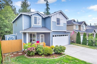 Marysville Single Family Home For Sale: 3119 74th Dr NE