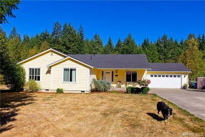 Winlock Single Family Home For Sale: 117 Timberline Lane