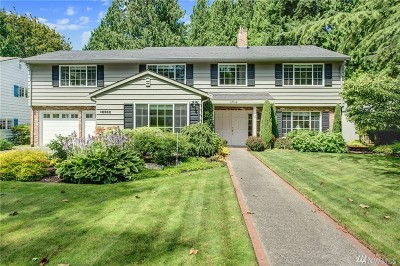 Bellevue Single Family Home For Sale: 12512 SE 14th St