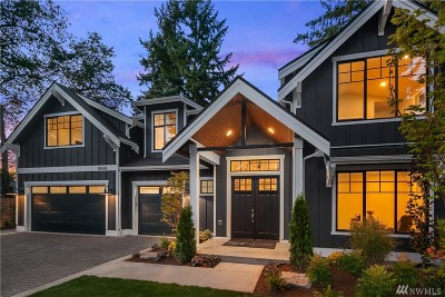Kirkland Single Family Home For Sale: 11038 104th Ave NE