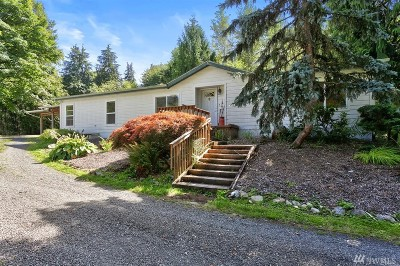 Woodinville Single Family Home For Sale: 16916 212th Ave NE