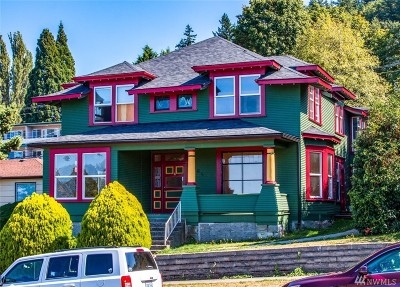 Bellingham WA Multi Family Home For Sale: $975,000
