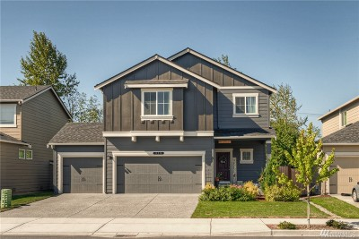 Orting Single Family Home For Sale: 815 Louise Wise Ave NW