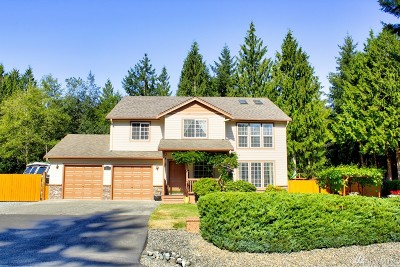 Arlington Single Family Home For Sale: 25726 46th Ave NE