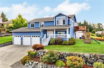 Lake Stevens Single Family Home For Sale: 7904 Meridian Place NE