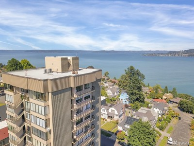 Tacoma Condo/Townhouse For Sale: 404 N D St #4W