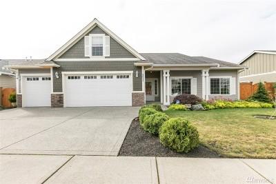 Mount Vernon Single Family Home For Sale: 3051 Pine Creek Dr