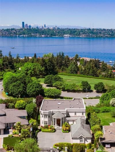Mercer Island Single Family Home For Sale: 2259 66th Ave SE