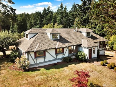 Anacortes Single Family Home For Sale: 4204 A Ave