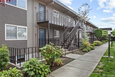 Tacoma Condo/Townhouse For Sale: 1012 S 27th St #A301