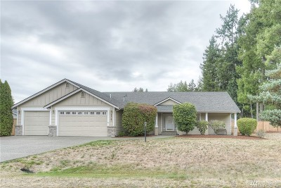 Thurston County Single Family Home For Sale: 6646 86th Ave SE