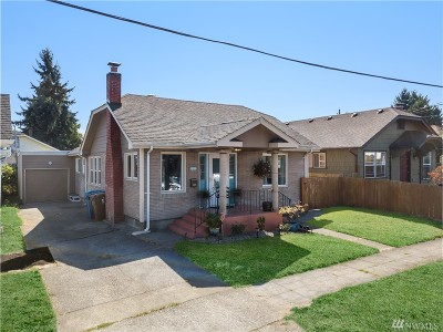 Single Family Home For Sale: 1806 S 9th St