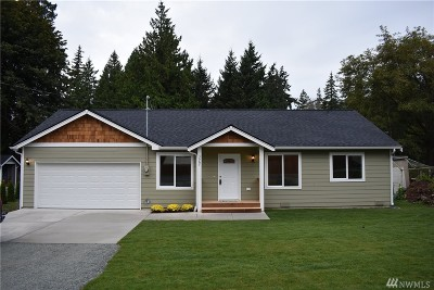 Camano Island Single Family Home For Sale: 3062 Gold Crescent Ct