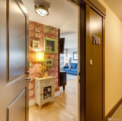 Edmonds Condo/Townhouse For Sale: 22910 90th Ave W #D208