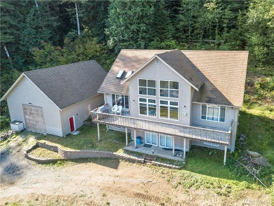 Skagit County Single Family Home For Sale: 34354 South Shore Dr