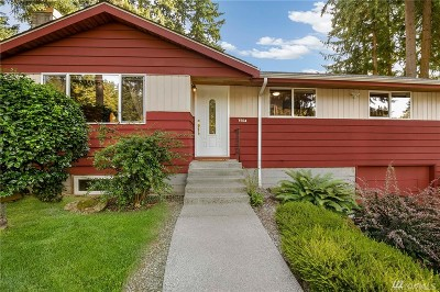 Lynnwood Single Family Home For Sale: 7504 191st St SW