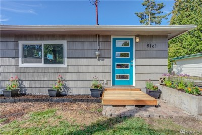 Birch Bay Single Family Home For Sale: 8161 Harborview Rd