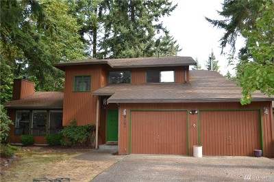 Mukilteo Single Family Home For Sale: 4805 99th St SW