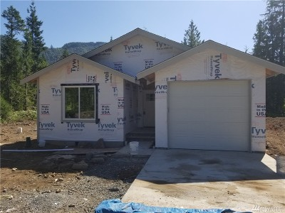 Maple Falls Single Family Home For Sale: 8391 Golden Valley Blvd