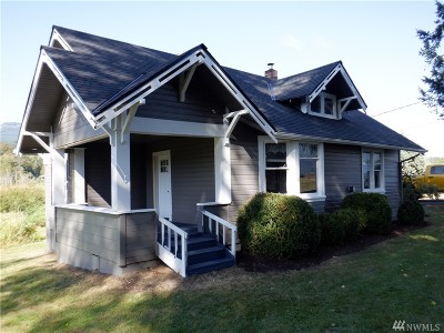 Sedro Woolley Single Family Home For Sale: 32499 Burrese Rd