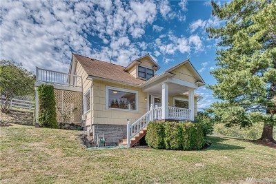 Pierce County Single Family Home For Sale: 4920 Key Peninsula Hwy S