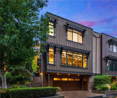 Kirkland Condo/Townhouse For Sale: 1834 Market Street #6