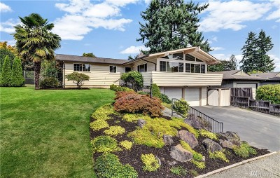 Bothell Single Family Home For Sale: 10708 NE 197th St