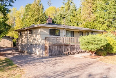 Centralia Single Family Home For Sale: 2209 Cooks Hill Rd
