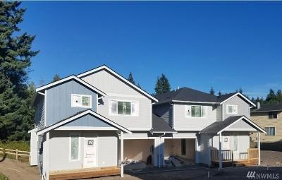 Everett Condo/Townhouse For Sale: 5915 Glenwood Ave #B